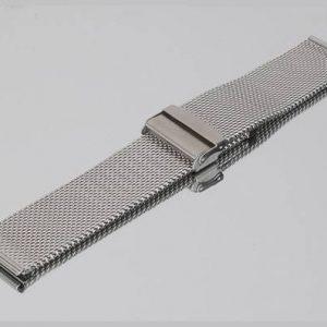 IMG 30106 Kalın Hasır Çelik Saat Kordonu