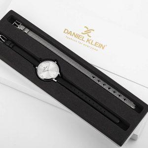 daniel klein 11 siyah silver silver