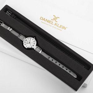 daniel klein 6 silver siyah silver