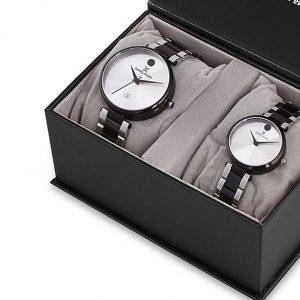 Daniel Klein Saat bklv siyahsilver siyah beyaz saatevi 8