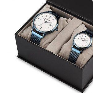 Daniel Klein Saat hasır laci laci beyaz saatevi 4