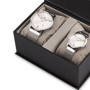 Daniel Klein Saat khasır silver silver beyaz saatevi 5